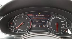 Audi A6 2017 года за 17 550 000 тг. в Нур-Султан (Астана) – фото 5