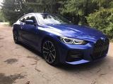 BMW 420 2021 года за 24 500 000 тг. в Алматы – фото 4