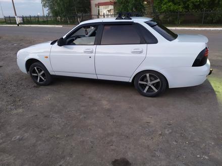 ВАЗ (Lada) 2170 (седан) 2013 года за 1 900 000 тг. в Костанай – фото 4