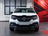 Renault Sandero Stepway Life 2021 года за 6 683 000 тг. в Нур-Султан (Астана) – фото 2