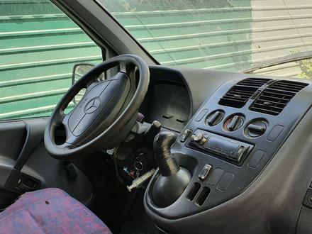 Mercedes-Benz Vito 1997 года за 1 500 000 тг. в Шымкент – фото 5