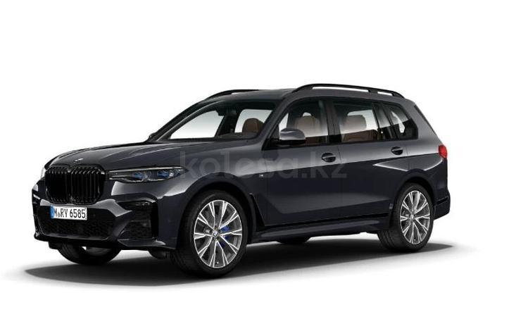 BMW X7 XDrive40i 2021 года за 62 252 474 тг. в Караганда