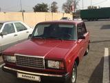 ВАЗ (Lada) 2107 2009 года за 1 100 000 тг. в Шымкент – фото 3
