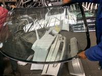 Заднее лобовое на Toyota mark2 100 с японии за 15 000 тг. в Алматы