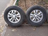 Зимние шины 4-шт + 4 диск за 120 000 тг. в Нур-Султан (Астана) – фото 2