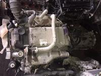 Двигатель с коробкой передач Mitsubishi Pajero3--3.2 Лдизель 4M41 в Алматы
