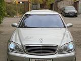 Mercedes-Benz S 500 2003 года за 3 300 000 тг. в Алматы