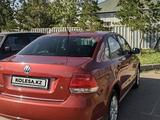 Volkswagen Polo 2015 года за 4 000 000 тг. в Нур-Султан (Астана) – фото 4