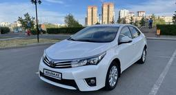Toyota Corolla 2015 года за 7 500 000 тг. в Нур-Султан (Астана) – фото 2