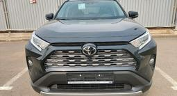 Toyota RAV 4 Luxe 2.0 2021 года за 17 610 000 тг. в Нур-Султан (Астана) – фото 2
