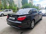 BMW 530 2008 года за 6 400 000 тг. в Нур-Султан (Астана) – фото 3