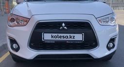 Mitsubishi ASX 2014 года за 6 950 000 тг. в Алматы – фото 3