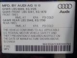 Audi Q7 2010 года за 11 500 000 тг. в Алматы – фото 3