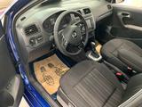 Volkswagen Polo 2019 года за 6 799 000 тг. в Шымкент – фото 4