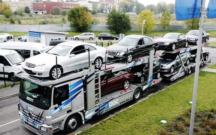 Перевозка авто по Казахстану и СНГ в Актобе
