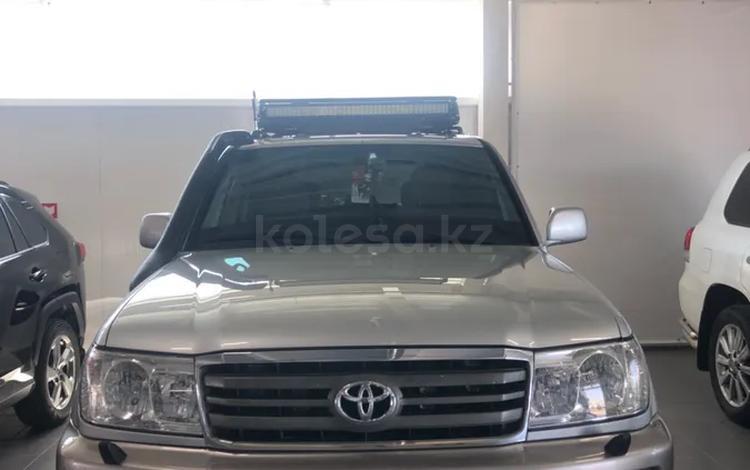 Toyota Land Cruiser 2006 года за 11 000 000 тг. в Нур-Султан (Астана)