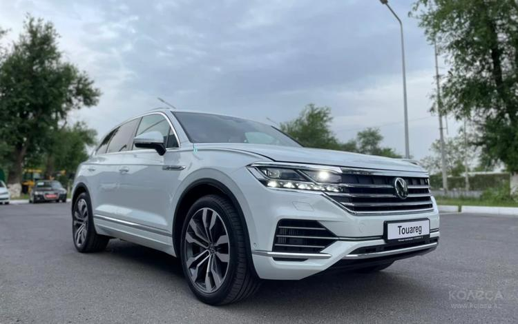 Volkswagen Touareg Business Atmosphere 2021 года за 29 827 000 тг. в Тараз