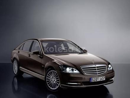 Стекло ФАРЫ Mercedes-BENZ S-Class w221 (2009 — 2013 Г. В.) за 22 400 тг. в Алматы – фото 2