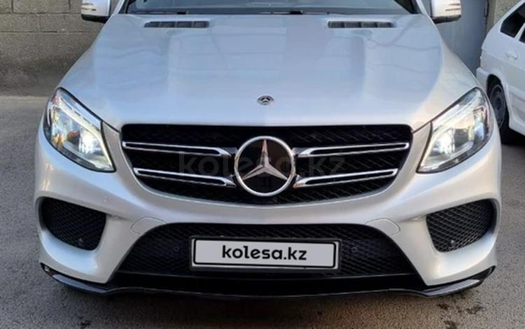 Mercedes-Benz GLE 43 AMG 2016 года за 21 000 000 тг. в Алматы