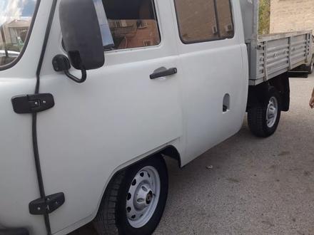 УАЗ Pickup 2015 года за 2 800 000 тг. в Жанаозен – фото 3