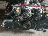 Двигатель на EJ25 субару за 270 000 тг. в Алматы
