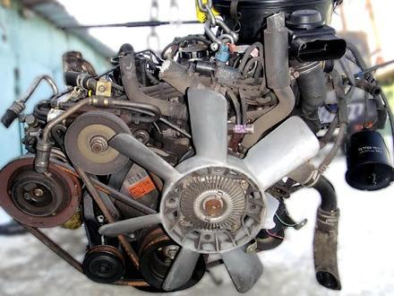 Двигатель на Toyota Vitz за 101 010 тг. в Алматы