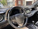 Toyota RAV 4 2016 года за 10 200 000 тг. в Караганда – фото 5