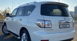 Nissan Patrol 2013 года за 11 500 000 тг. в Нур-Султан (Астана) – фото 4
