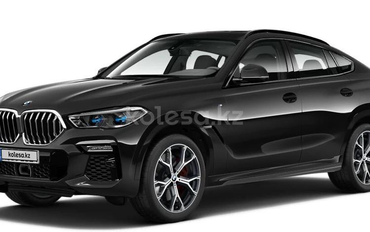 BMW X6 XDrive 40i 2021 года за 52 961 820 тг. в Караганда