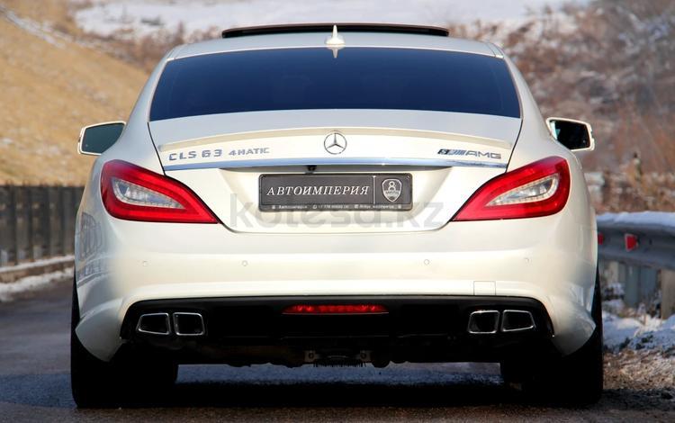 Mercedes-Benz CLS 63 AMG 2014 года за 25 000 000 тг. в Алматы