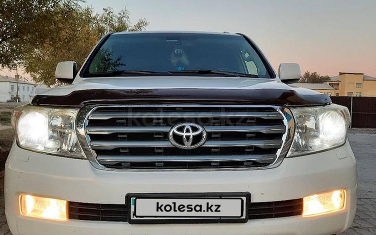 Toyota Land Cruiser 2011 года за 17 400 000 тг. в Айтеке би