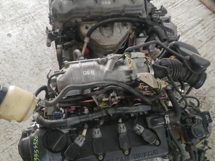 Двигатель на ниссан QG15.QG18 за 150 000 тг. в Алматы