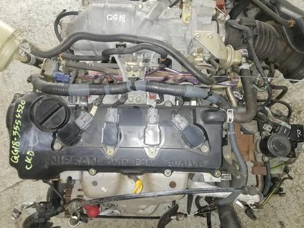 Двигатель на ниссан QG15.QG18 за 150 000 тг. в Алматы – фото 5