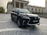 Lexus LX 570 2017 года за 45 000 000 тг. в Алматы