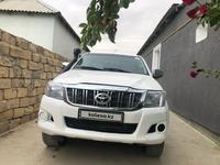 Toyota Hilux 2013 года за 5 000 000 тг. в Актау