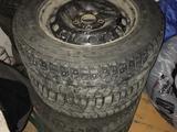 Шины с железными дисками за 45 000 тг. в Боралдай – фото 4