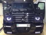 Фары Merсedes G-class w463/Mansory, черные за 111 тг. в Алматы – фото 5