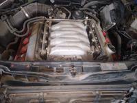 Мотор на Audi A4 B6 S4 4.2 BBK за 750 000 тг. в Алматы