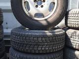 Диски r16 + резина на Mercedes-Benz ML 320 w163 за 100 000 тг. в Алматы