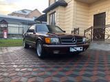 Mercedes-Benz SEC 500 AMG 1984 года за 11 000 000 тг. в Алматы – фото 5