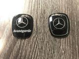 Эмблема Mercedes в ручку КПП за 5 000 тг. в Алматы
