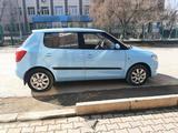 Skoda Fabia 2014 года за 2 600 000 тг. в Кызылорда – фото 4