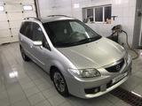 Mazda Premacy 2003 года за 1 950 000 тг. в Костанай – фото 3
