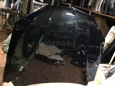 Bmw f25 капот черный за 187 500 тг. в Алматы