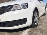 Skoda Rapid 2019 года за 5 100 000 тг. в Караганда – фото 4