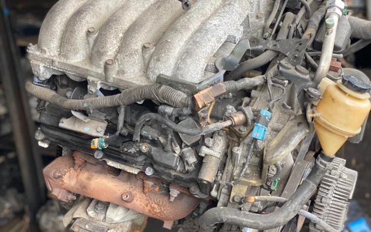 Nissan Pathfinder Двигатель 3.5 VQ35 за 350 000 тг. в Алматы