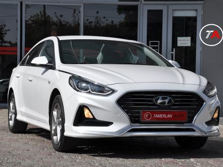 Hyundai Sonata 2018 года за 8 200 000 тг. в Шымкент