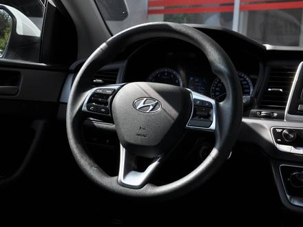 Hyundai Sonata 2018 года за 8 200 000 тг. в Шымкент – фото 11