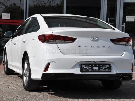 Hyundai Sonata 2018 года за 8 200 000 тг. в Шымкент – фото 3