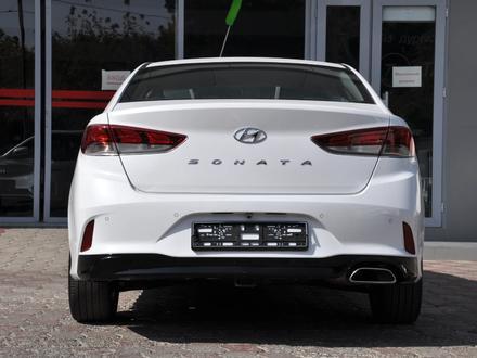 Hyundai Sonata 2018 года за 8 200 000 тг. в Шымкент – фото 4